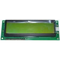 LCD-индикатор МЭЛТ 2х16 (зеленый)