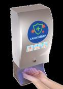 Автоматический бесконтактный дозатор антисептической жидкости